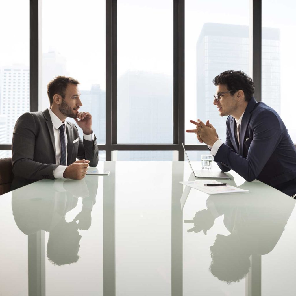 Переговоры с клиентами в Италии - Услуги - OBICONS