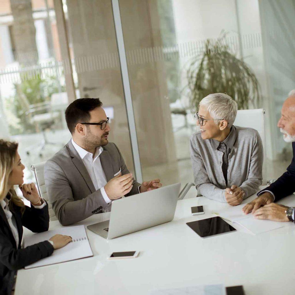 Организация переговоров с клиентами в Италии - Услуги - OBICONS