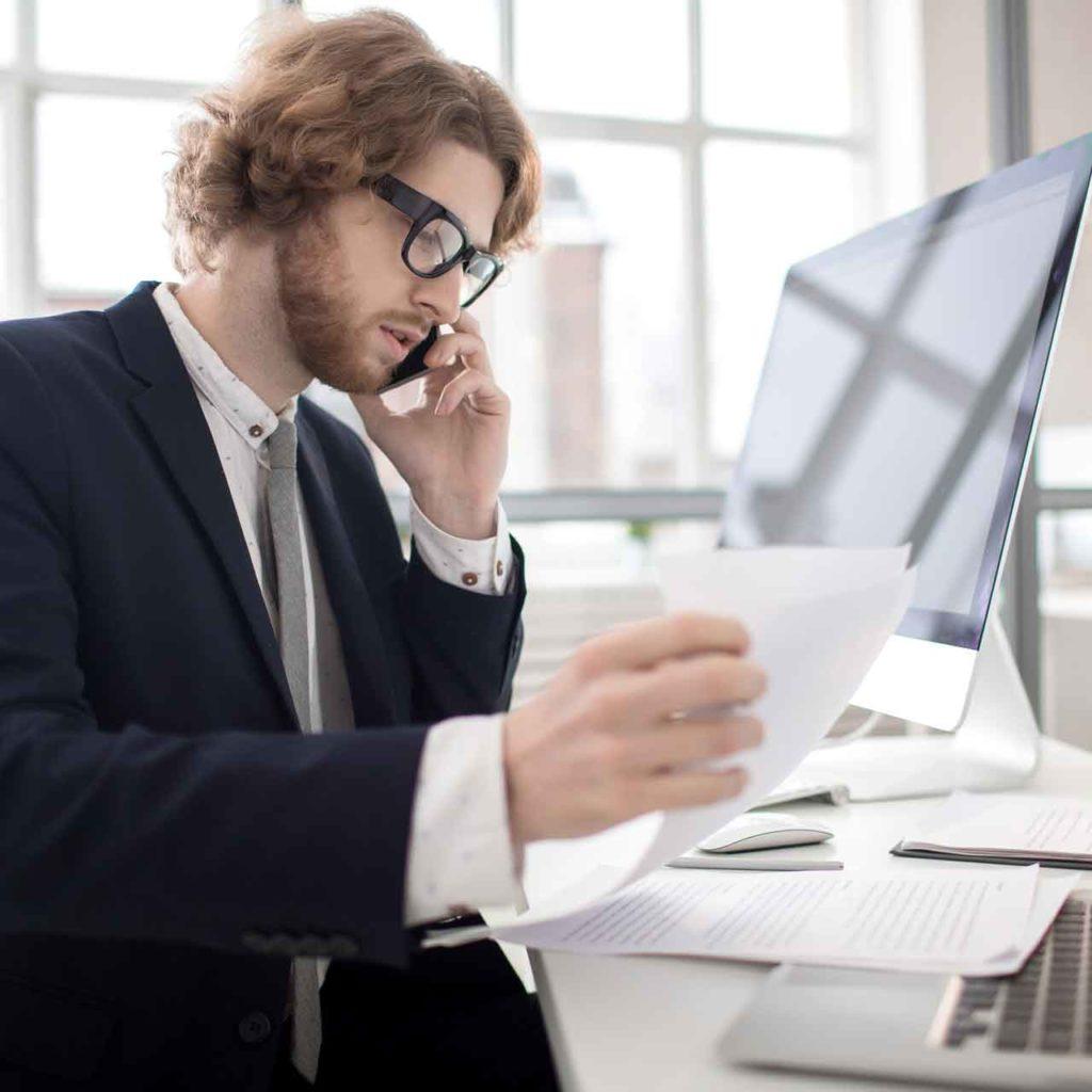 """Прием звонков и корреспонденции в Италии """"Ваш итальянский секретарь"""" - OBICONS"""