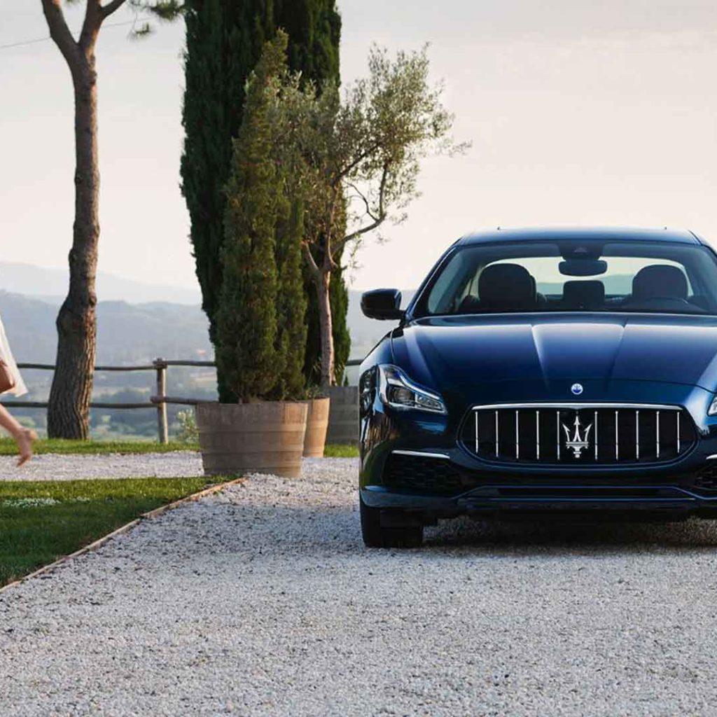 Аренда VIP авто - Дополнительные услуги в Италии - OBICONS