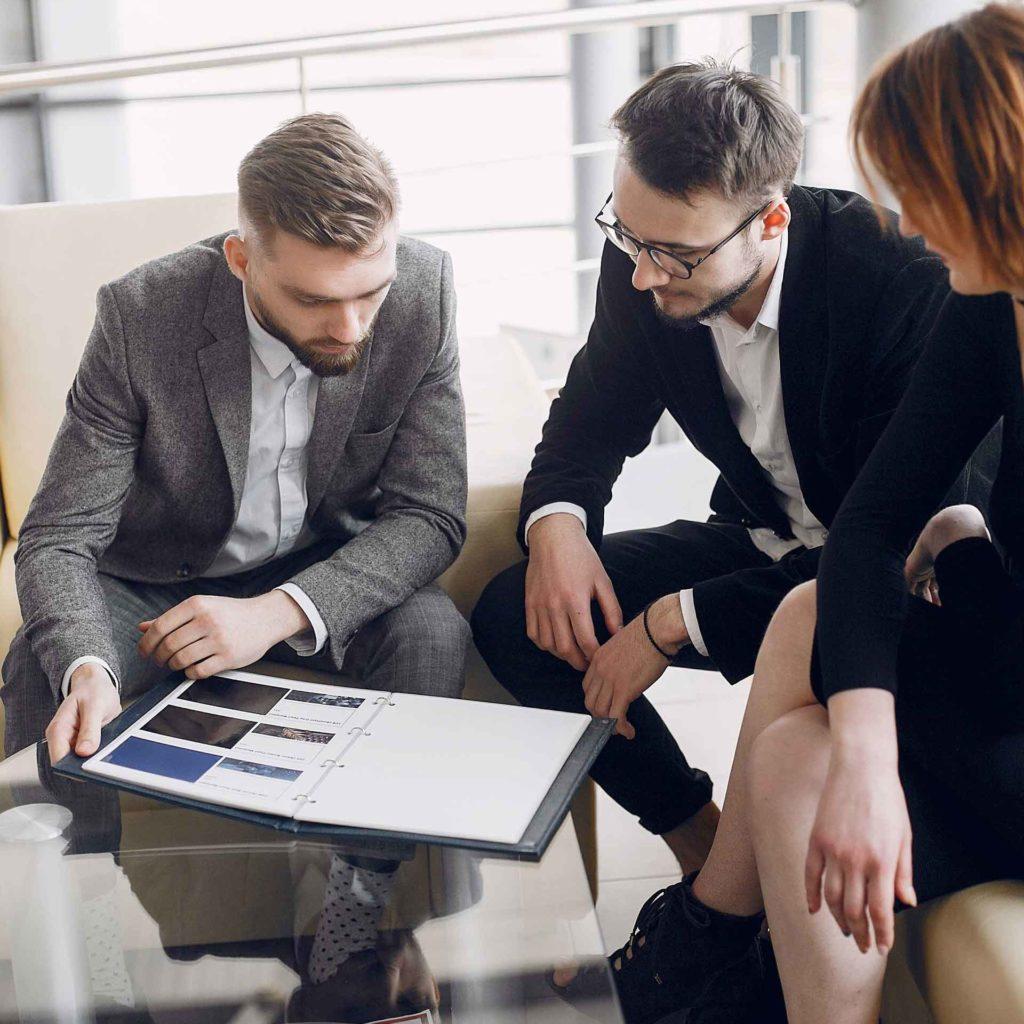 Презентация коммерческого предложения Итальянский клиент - OBICONS