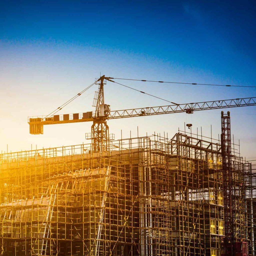 Строительство зданий в Италии - OBICONS