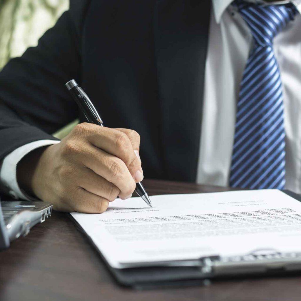 Юридическое сопровождение сделок и контрактов, адвокаты и юристы в Италии - OBICONS