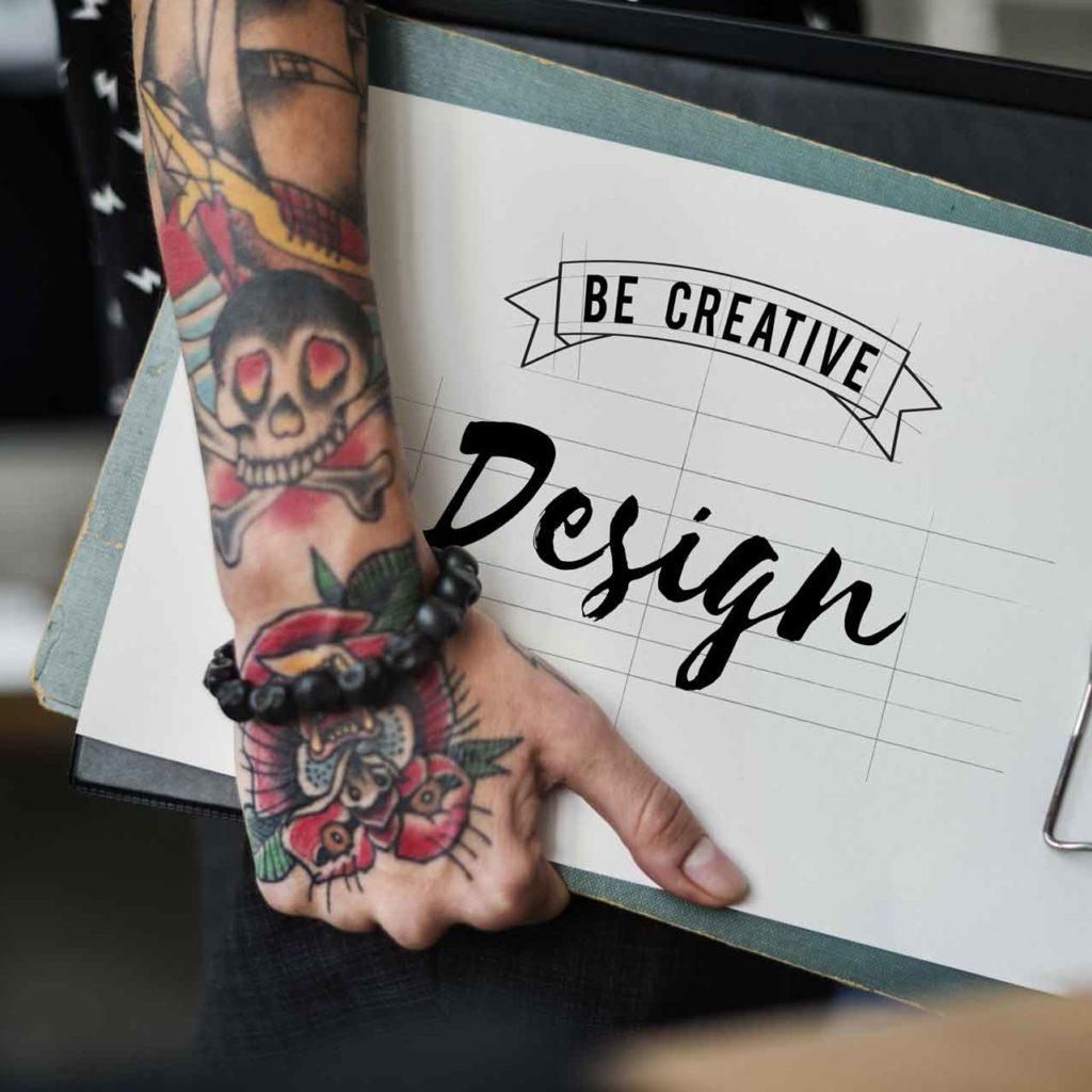Графический дизайн в Италии - OBICONS