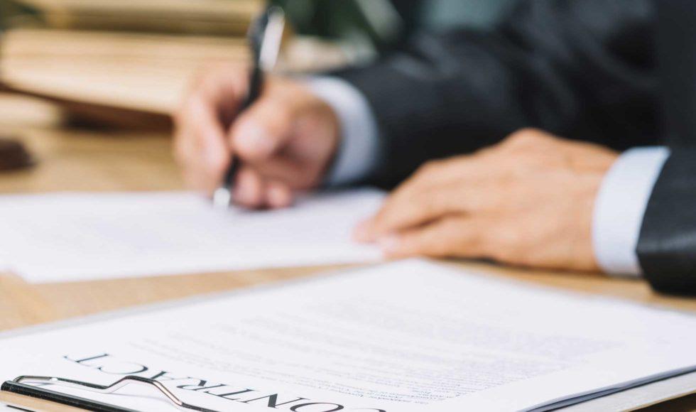 Контракт договор на поставку на итальянском и русском - OBICONS